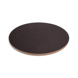Round Phenolic film faced granulated birch plywood