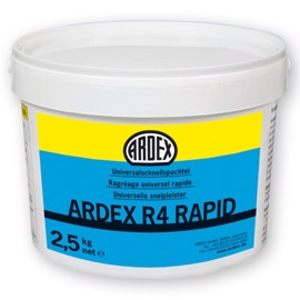 Universal Quick Filler, Ardex R4 Rapid.
