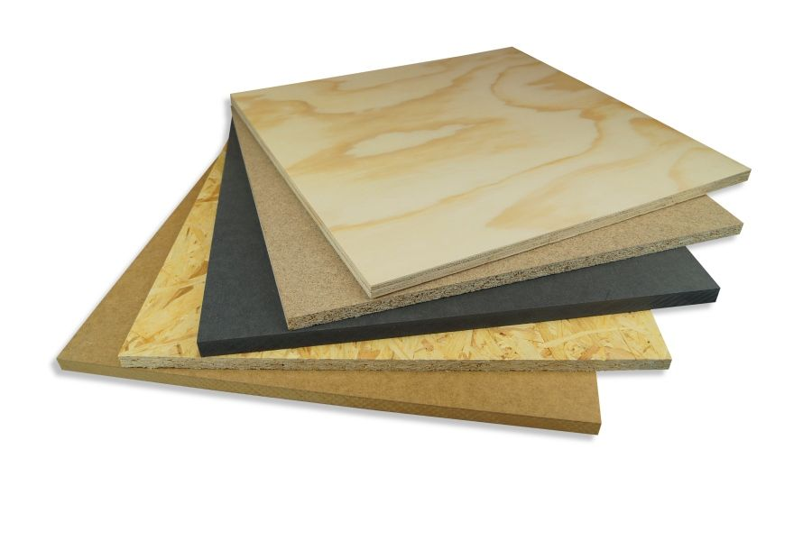 Plywood Sheets Particle Boards Mdf Sheets And Veneered