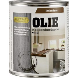 Mahogany oil for countertops 0.75 l