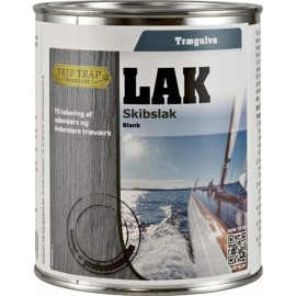 Boat Varnish 0.75 l - Satin