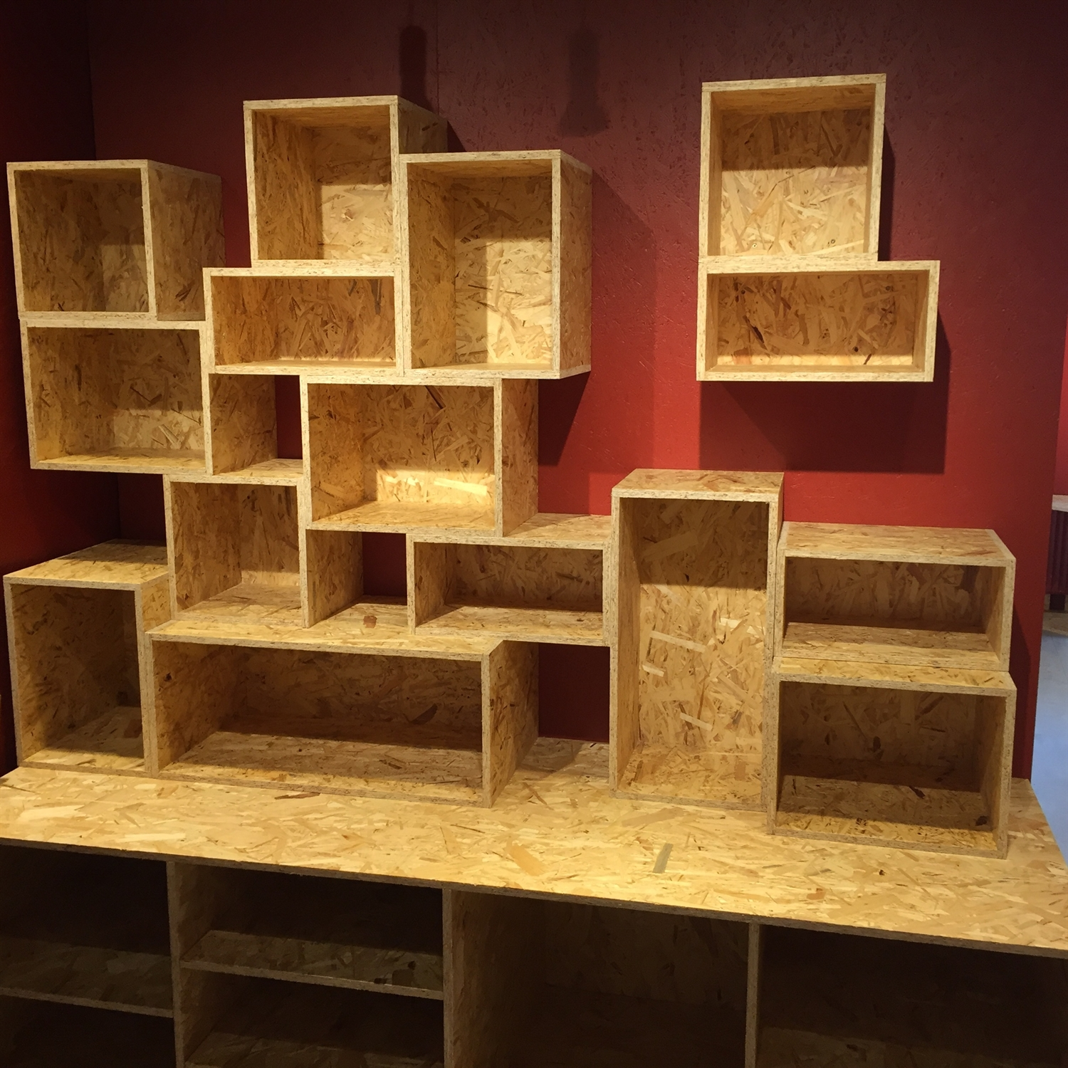 Osb Wooden Boxes Box In Osb Wood Cut To Your Specifications