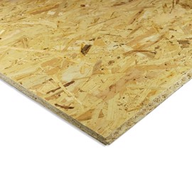 OSB3 boards with tongue and groove