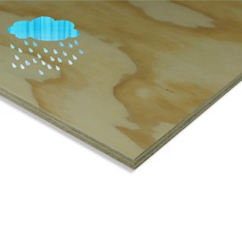 Waterproof Pine Plywood