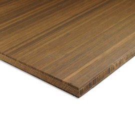 Bamboo Plywood - very carbonized
