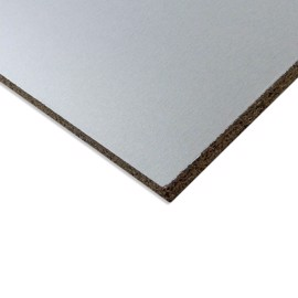Aluminum Melamine granulated Chipboard