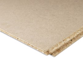 Floor chipboard in 22 mm